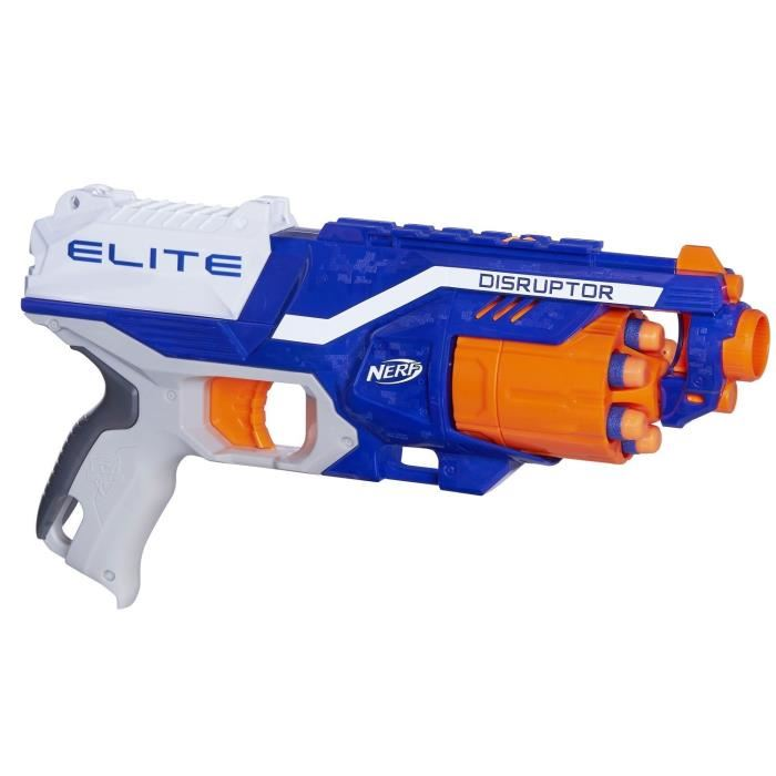 pistolet nerf elite