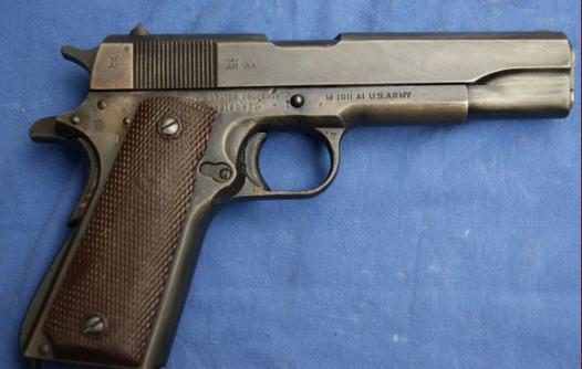 pistolet p45