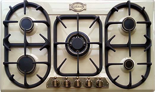 plaque de cuisson gaz retro