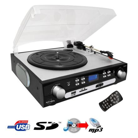 platine vinyle mp3 a encodage direct