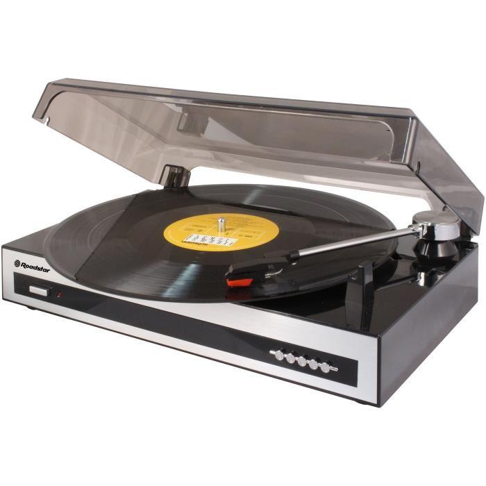 platine vinyle roadstar