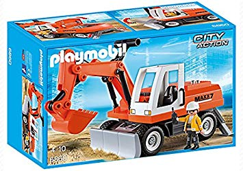playmobil chantier