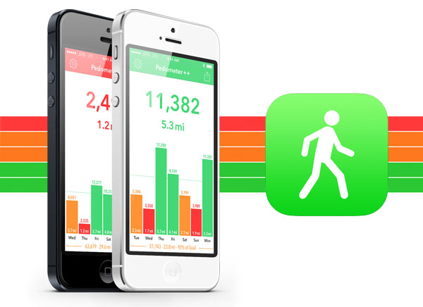 podometre pour iphone