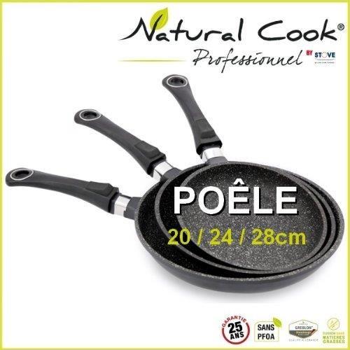 poele natural cook