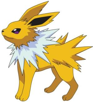 pokemon type electrique