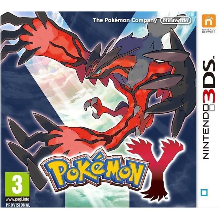 pokemon xy jeux