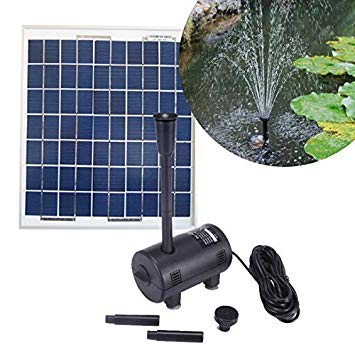 pompe de bassin solaire