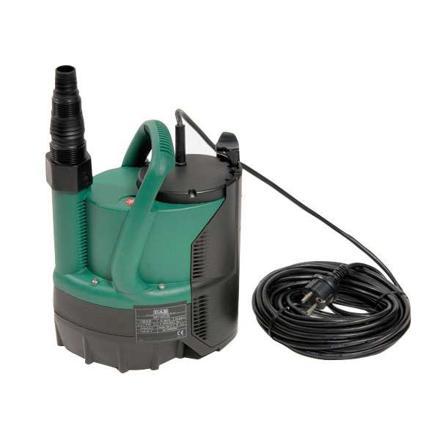 pompe de relevage avec flotteur intégré