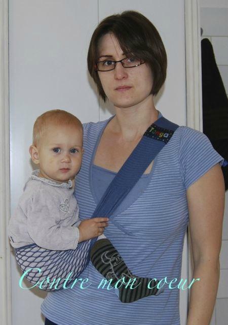 porte bébé tonga