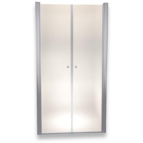 porte de douche reglable