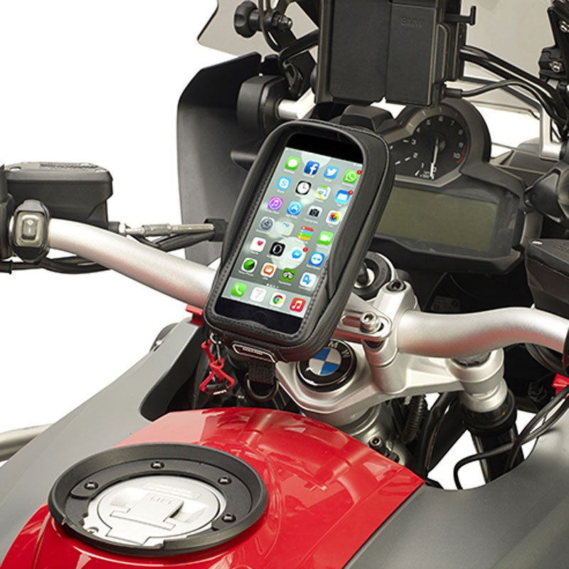 porte portable moto