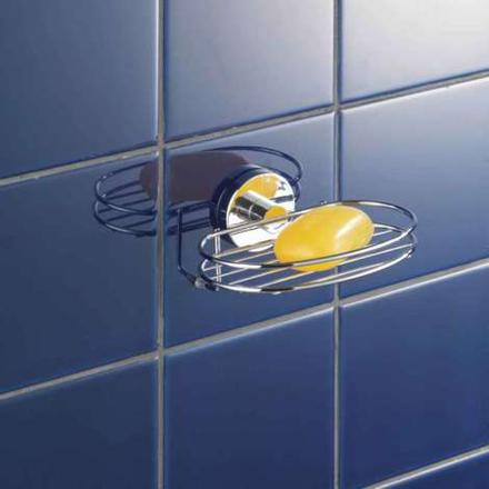 porte savon douche sans percer