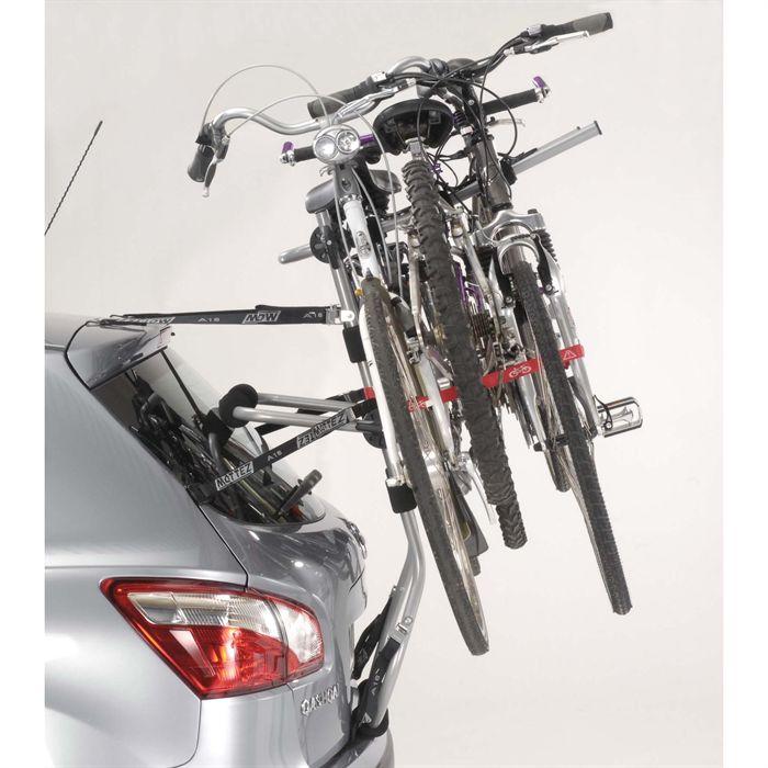 porte vélo hayon 3 vélos