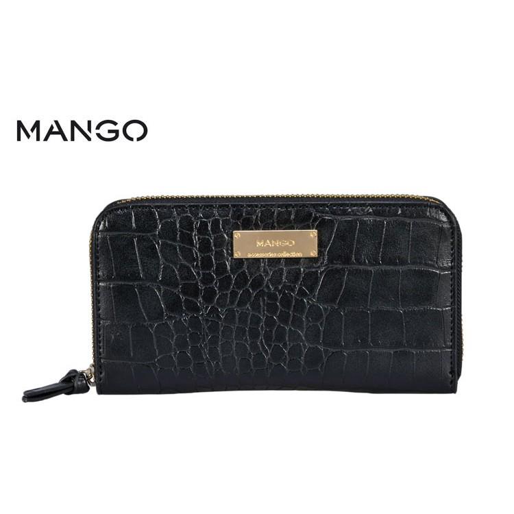 portefeuille femme mango