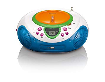 poste radio cd usb enfant