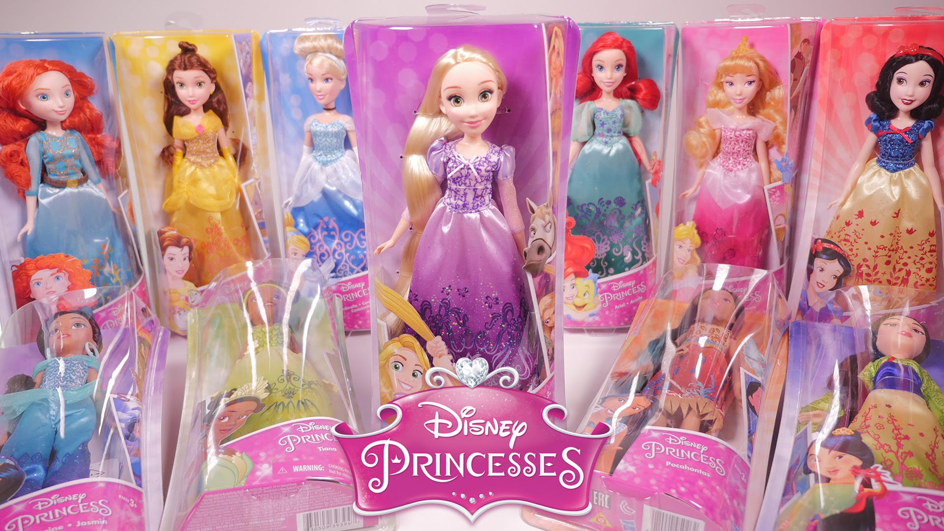 poupee disney princess