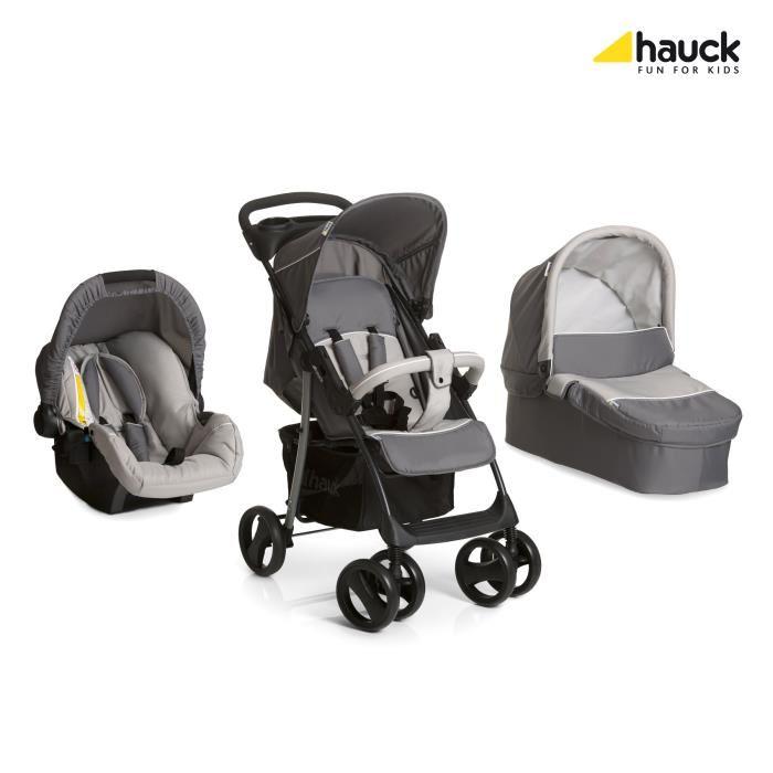 poussette hauck trio shopper