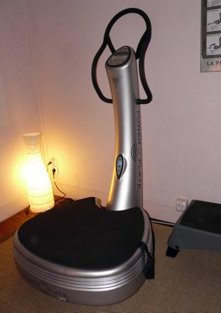 power plate occasion