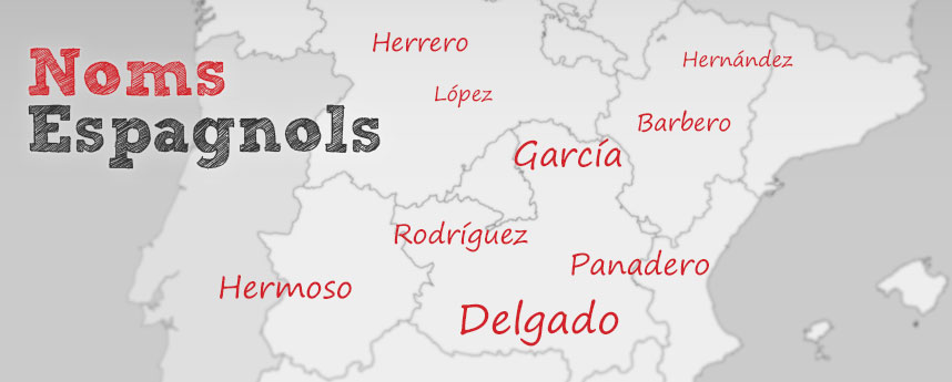 prénom espagnol