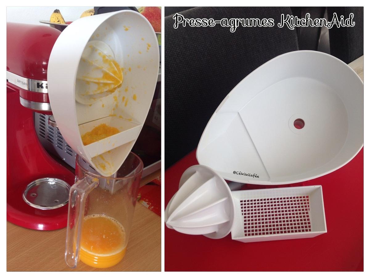 presse agrume kitchenaid