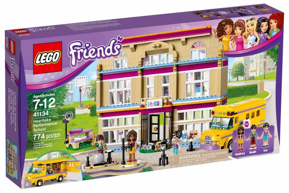 prix des lego friends