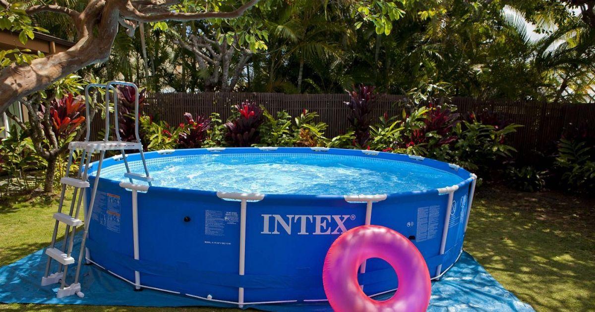 prix piscine intex
