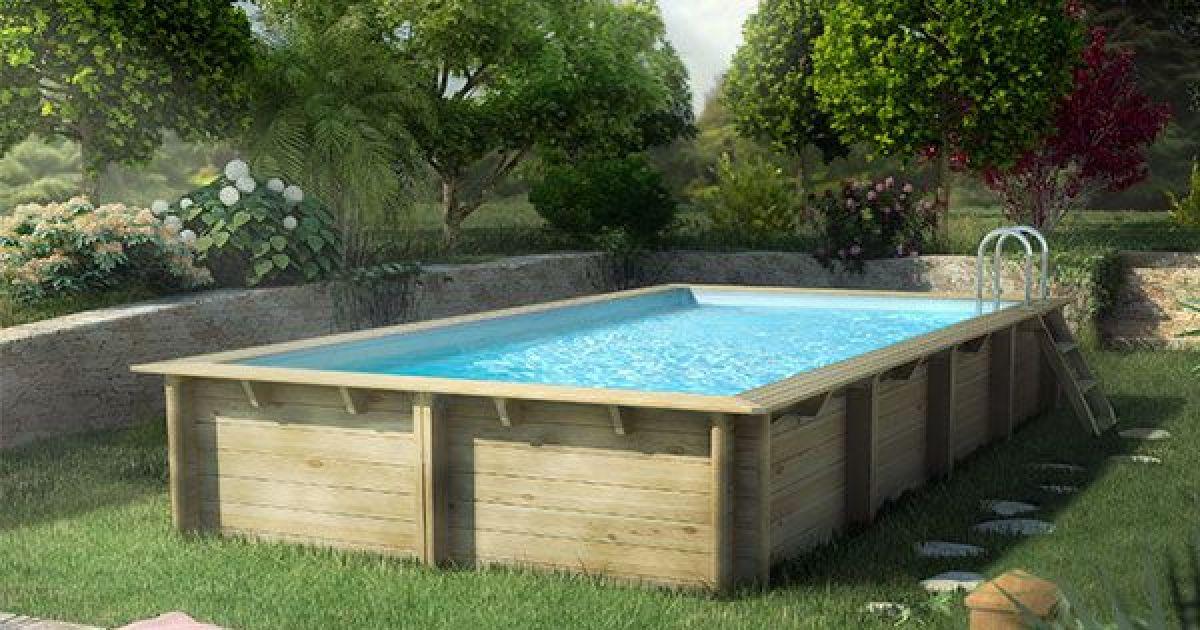 prix piscine rectangulaire hors sol
