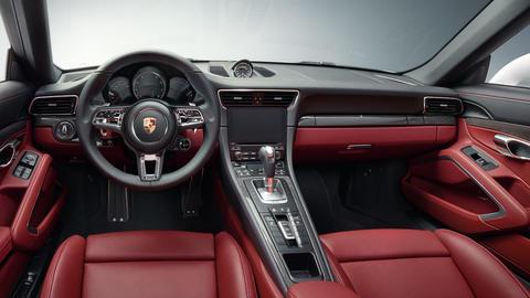 prix porsche 911 turbo