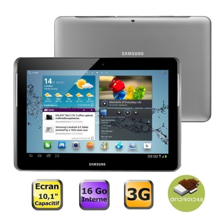 prix tablette samsung tab 2