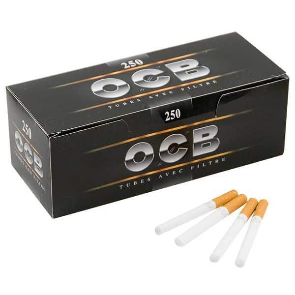 prix tube cigarette