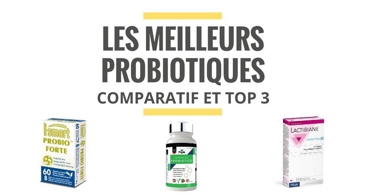probiotiques les plus efficaces