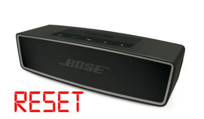 probleme bluetooth bose soundlink mini