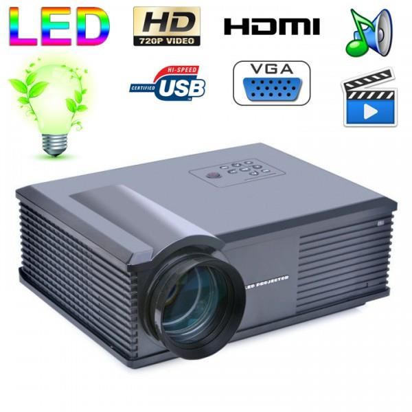 projecteur led full hd