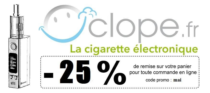 promo cigarette electronique