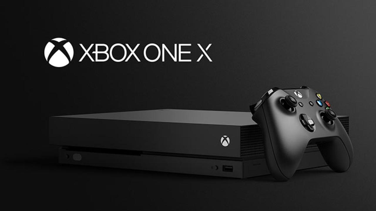 promo xbox one x