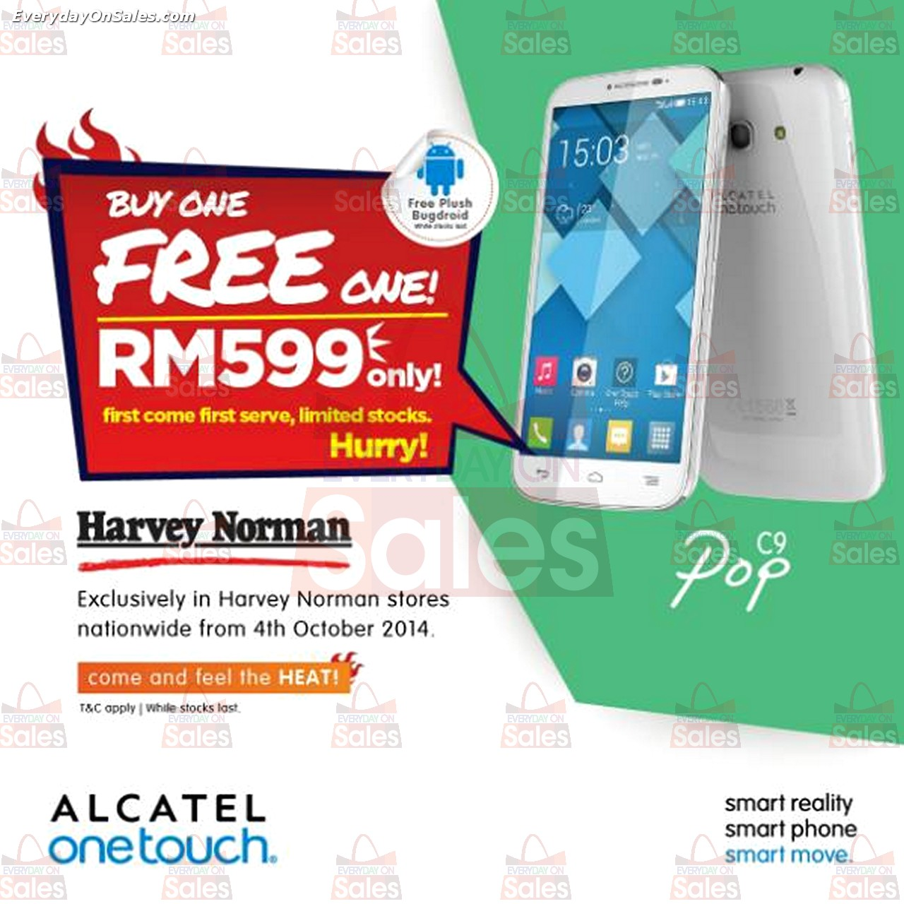 promotion alcatel