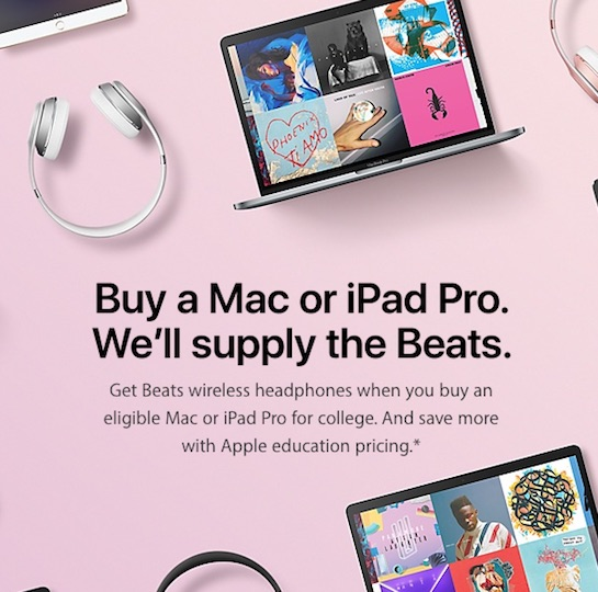 promotion macbook air