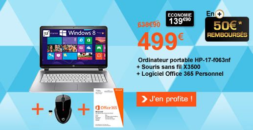 promotion ordinateur portable