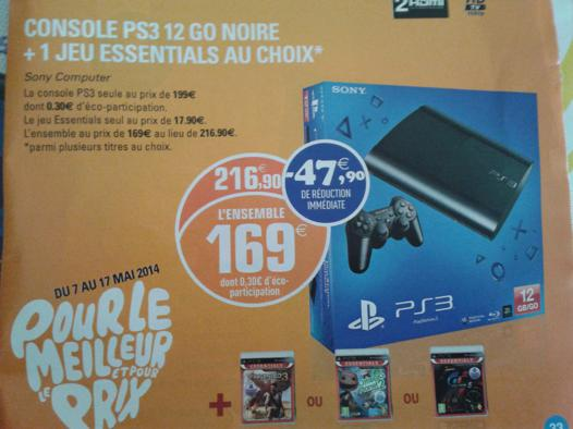 promotion ps3