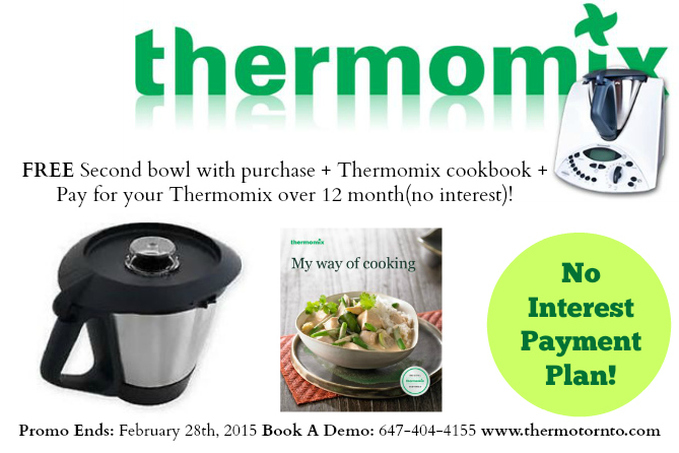 promotion thermomix
