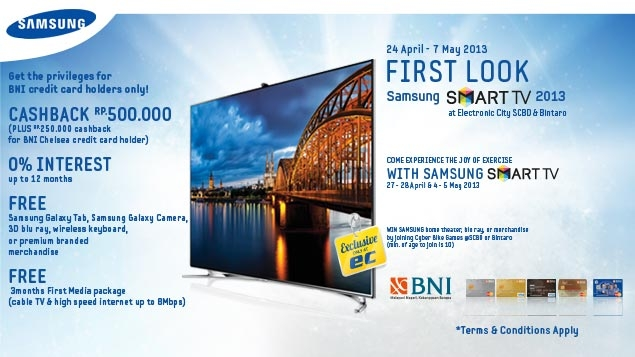 promotions tv samsung