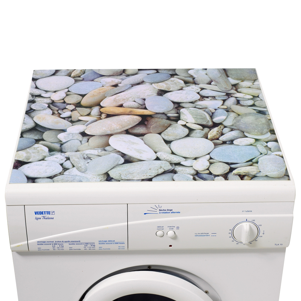 protection dessus machine a laver
