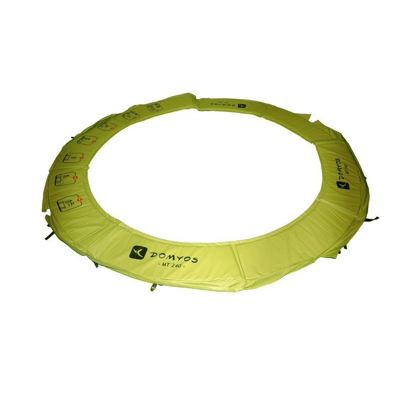 protection trampoline decathlon