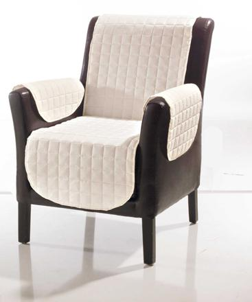 protège fauteuil anti glisse