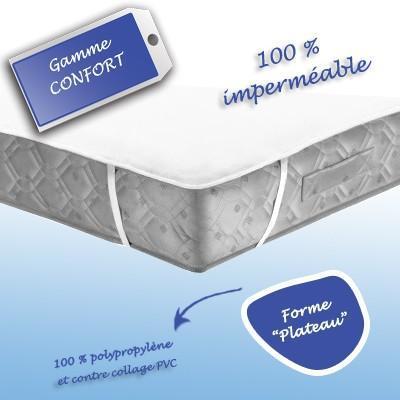 protège matelas imperméable 140x190
