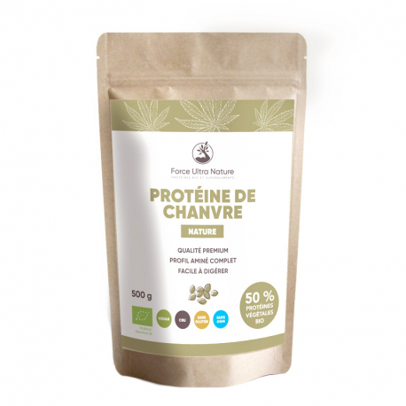 proteine vegetale chanvre