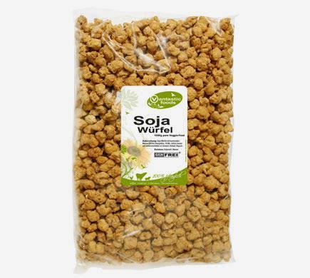 proteine vegetale soja