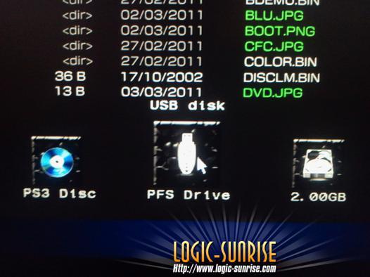 ps3 disque dur externe ntfs