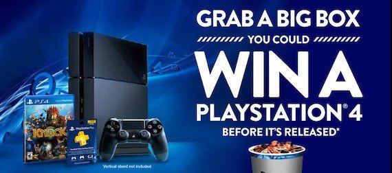 ps4 promotion