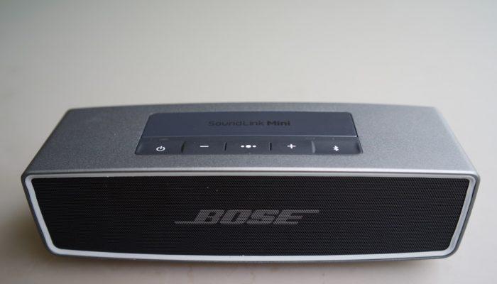 puissance bose soundlink mini 2